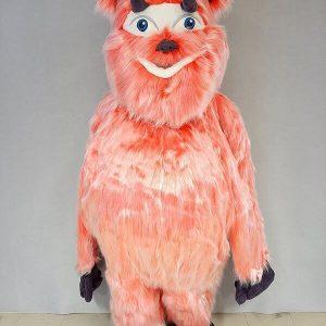 mascota yeti - 8013