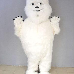 mascota yeti - 8014